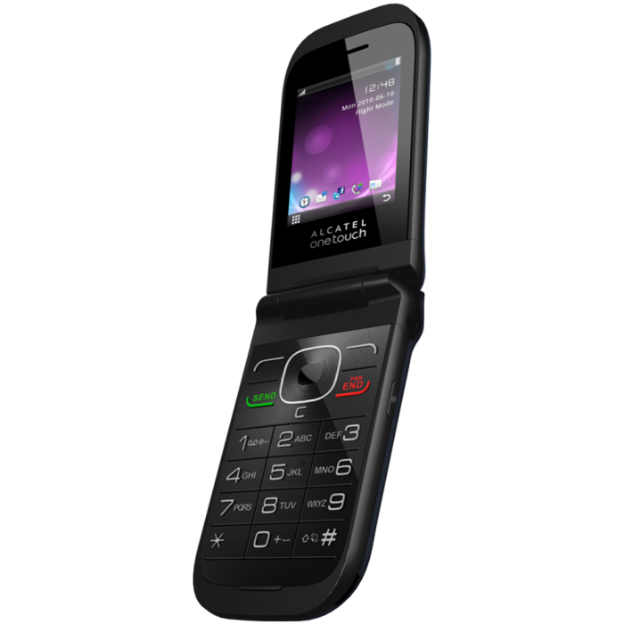 alcatel one touch phon... Alcatel One Touch Flip Phone