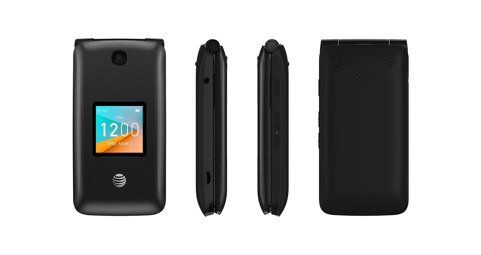 AT&T Cingular Flip™ 2 : Alcatel Mobile