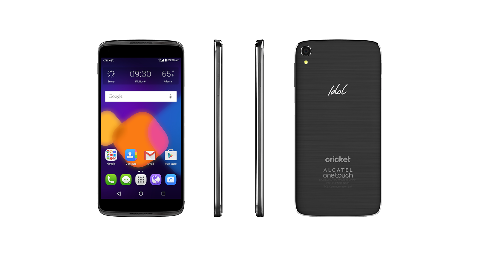 "IDOL™ 3 5.5"" Full HD Android™ 5.0 Smartphone"